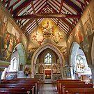 Berwick Church by Dave Godden