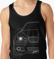 E46 FL M & quot; Silhouette & quot; Tank Top