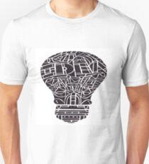 Idea Light Bulb T-Shirt