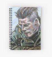 Fury Spiral Notebook