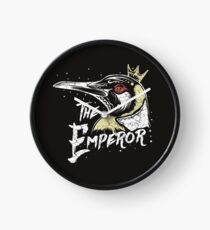 Penguin Emperor Clock