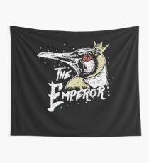Penguin Emperor Wall Tapestry