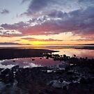 Troon Beach by Chris Cardwell