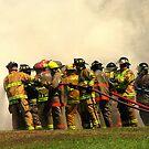 Firefighter Training 1 by DottieDees
