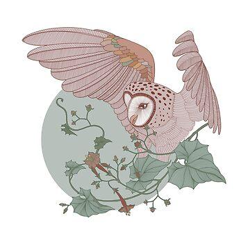 Fly Owl  by torysevas