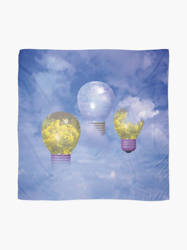 Alternative Ansicht von Energie Natürlich Tuch