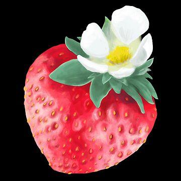 Fresa de verano pintada de skinnyginny