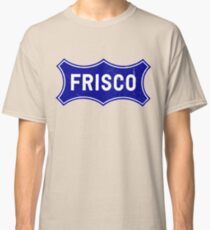Frisco Railroad Classic T-Shirt