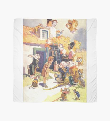Alice and the Animals Scarf