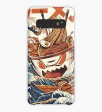 The Great Ramen off Kanagawa Case/Skin for Samsung Galaxy