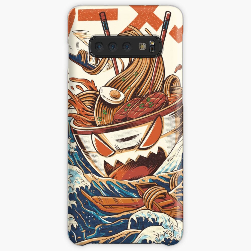 The Great Ramen off Kanagawa Cases & Skins for Samsung Galaxy