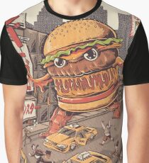 BurgerZilla Graphic T-Shirt
