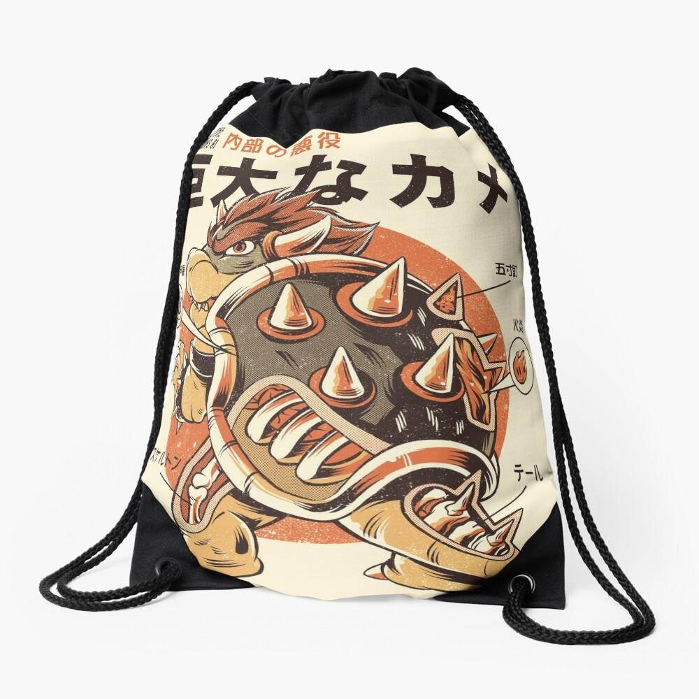 Bowserzilla Drawstring Bag