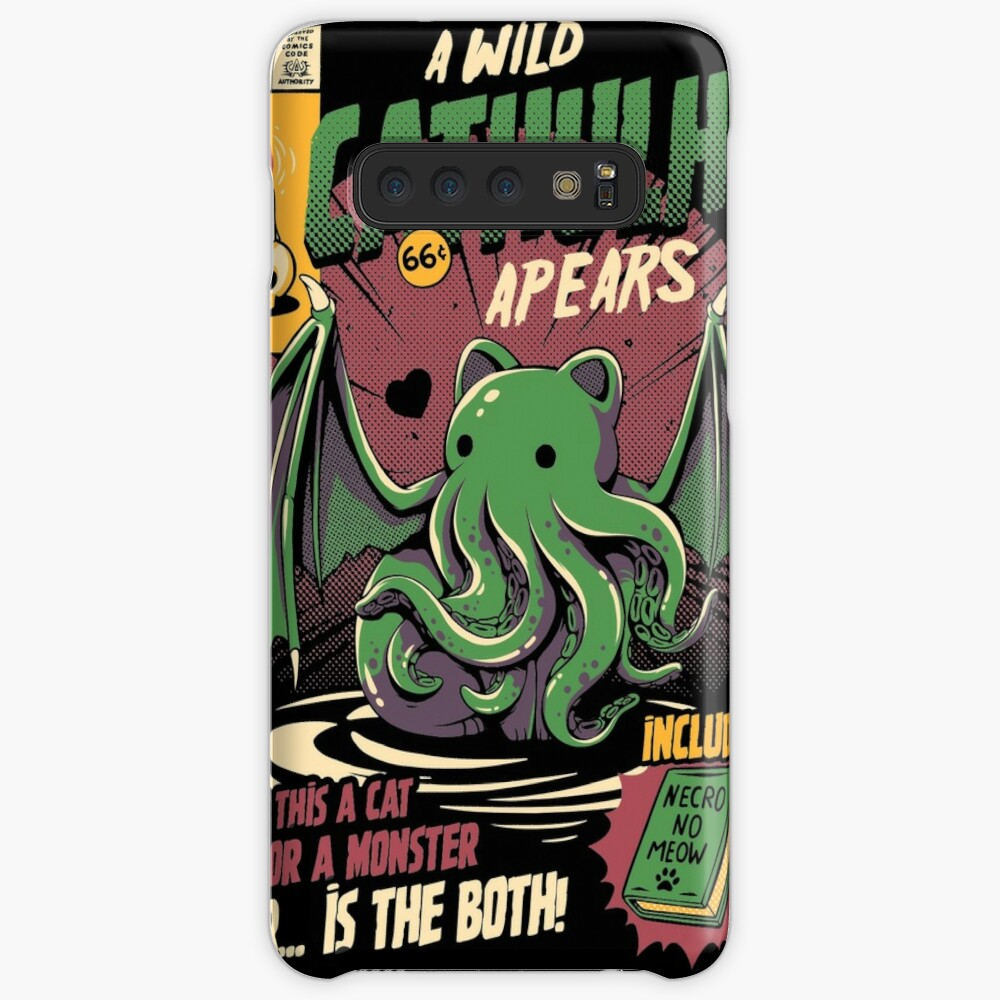 Cathulhu Cases & Skins for Samsung Galaxy