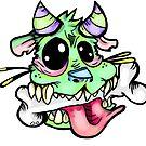 Zombie Dog by Christine Samad