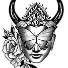 Queen  by KrissyTattoos03