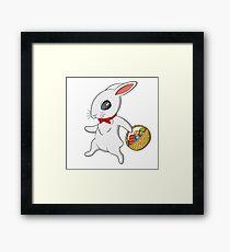 Easter Bunny Framed Print