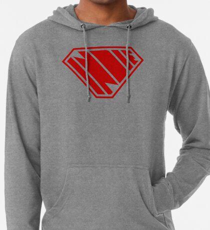 Indie SuperEmpowered (Red) Lightweight Hoodie