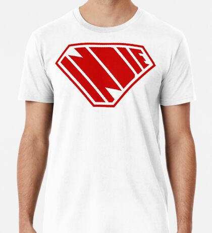 Indie SuperEmpowered (Red) Premium T-Shirt