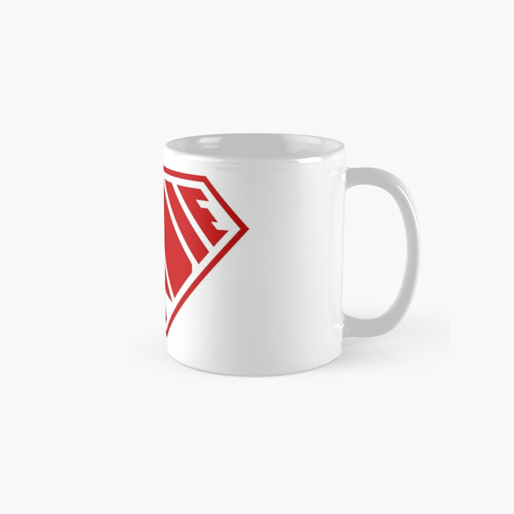 Indie SuperEmpowered (Red) Classic Mug
