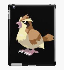 Pidgey Pokemon Simple No Borders iPad Case/Skin