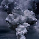 Kilauea Volcano at Kalapana 3e by Alex Preiss