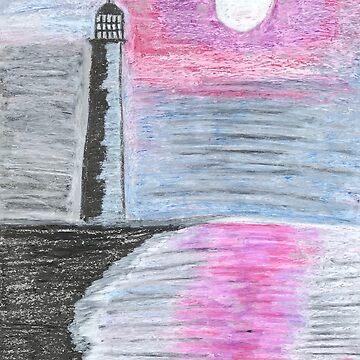 Lighthouse by ranjaniart