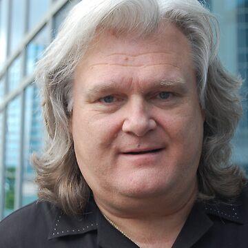 Ricky Skaggs by djtannock