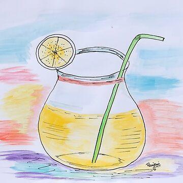 Lemonade by ranjaniart