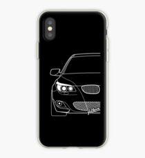 E60 M & quot; Silhouette & quot; iPhone Case