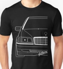 W202 & quot; Silhouette & quot; Unisex T-Shirt