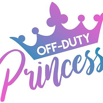 Off-Duty Princess by luffans