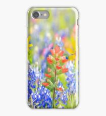 Wildflower Scarf iPhone Case/Skin