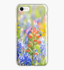 Wildflower Scarf iPhone Case/Skin