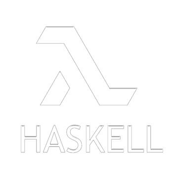 Black haskell t-shirt by Showlet95