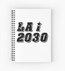 LA i. Spiral Notebook