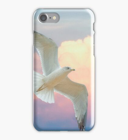 On a Wing and a Prayer iPhone Case/Skin