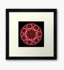To the Edges of Infinity Framed Print