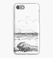 HORNBY ISLAND(JULY 9 2009)(C2009) iPhone Case/Skin