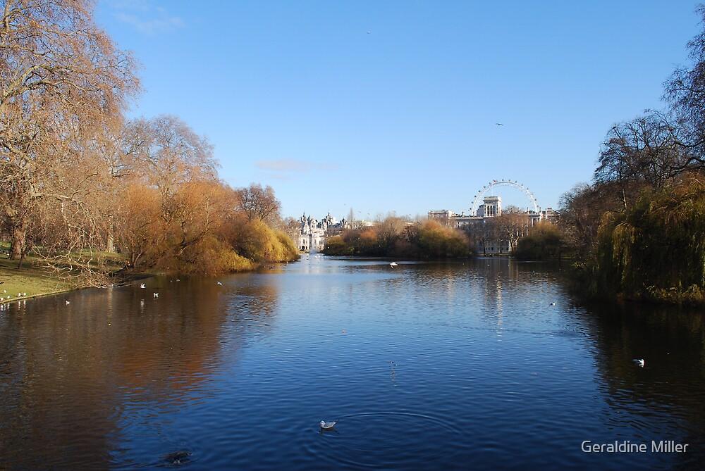 St James's Park by Geraldine Miller