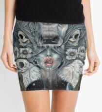 Feeding My Flame Mini Skirt