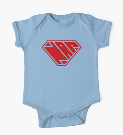 Power Nap (Red) Kids Clothes