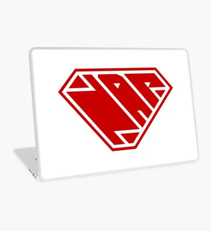 Power Nap (Red) Laptop Skin