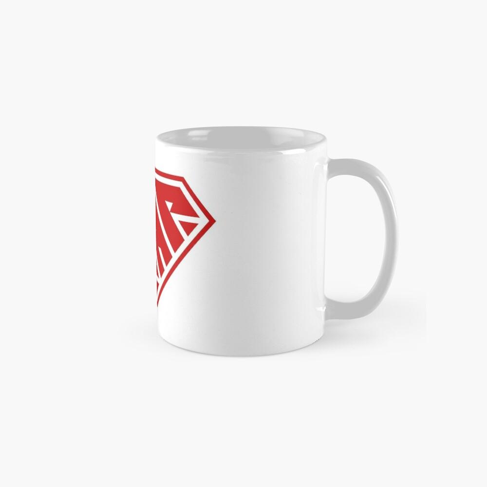 Power Nap (Red) Classic Mug
