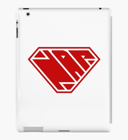 Power Nap (Red) iPad Case/Skin