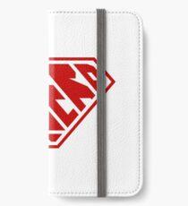 Nerd SuperEmpowered (Red) iPhone Wallet/Case/Skin