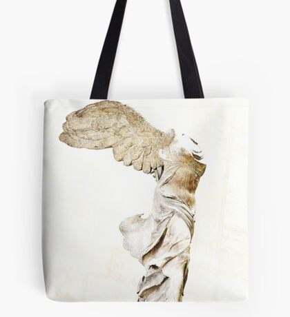Winged Victory of Samothrace Tote Bag