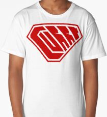 Curry SuperEmpowered (Red) Long T-Shirt