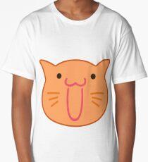 Happy Cat Long T-Shirt