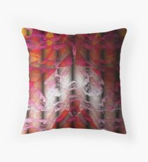 Witch Queen of New Orleans Throw Pillow